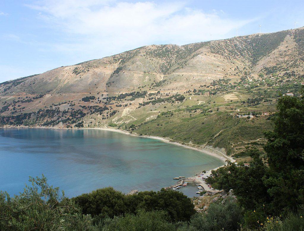 Seven Islands Villa Spartia beaches