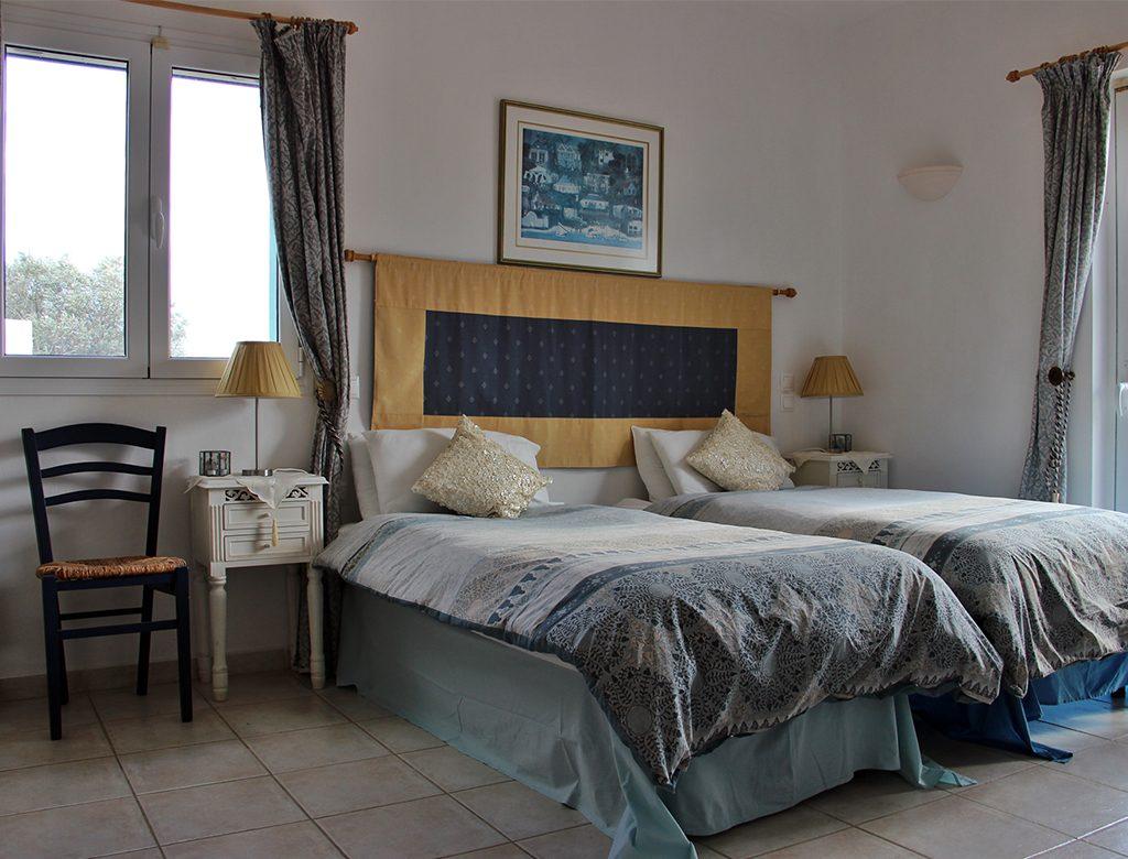 Villa Ground Floor Bedroom