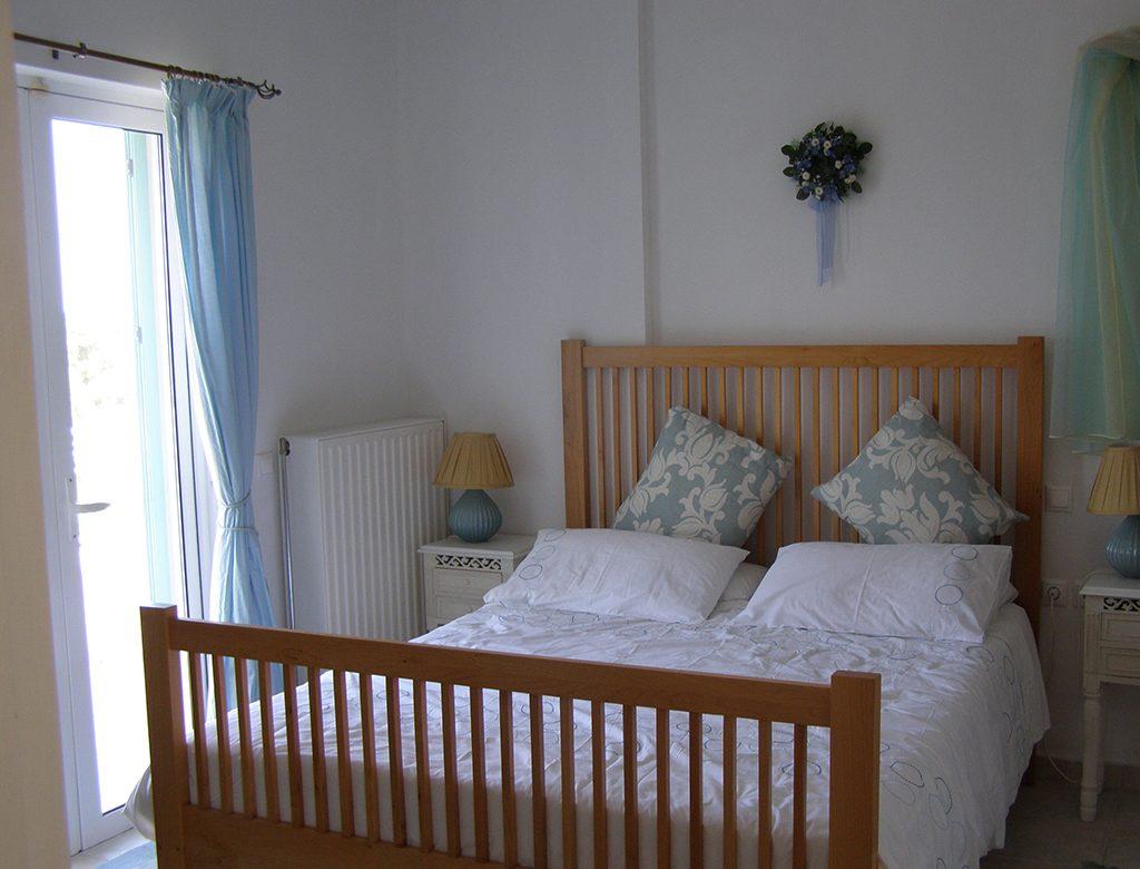 Villa Kefalonia Master Bedroom