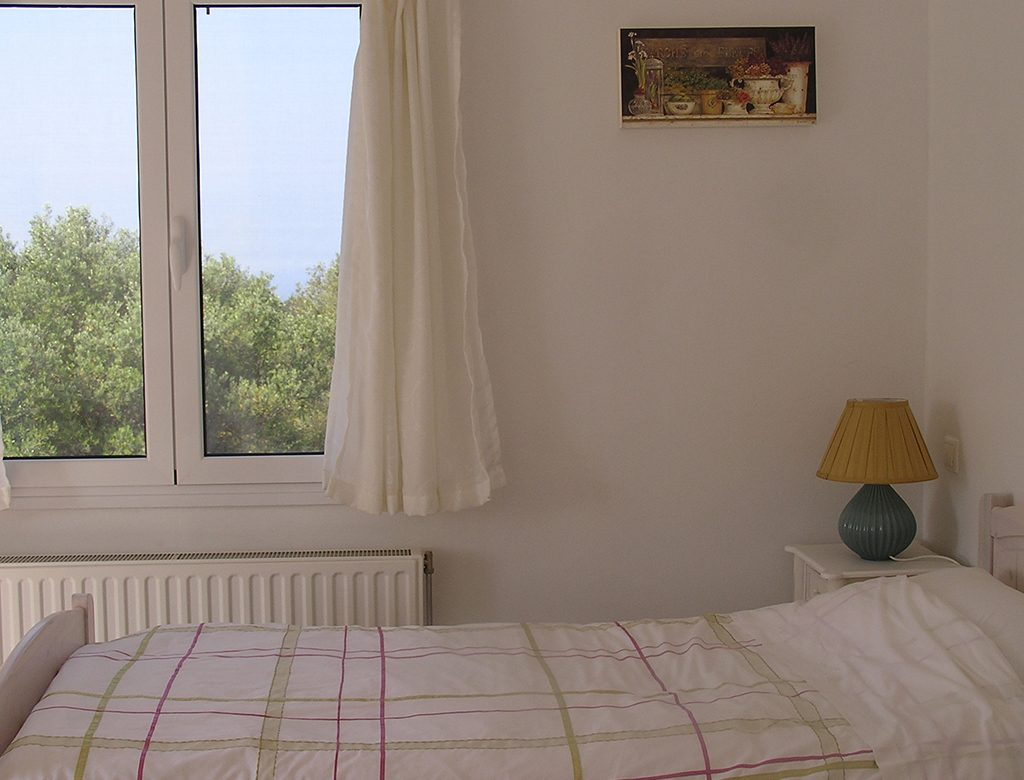 Villa Kefalonia Bedroom