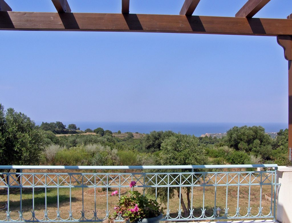 Villa Kefalonia Sea View